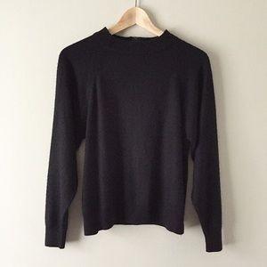 Vintage black sweater!